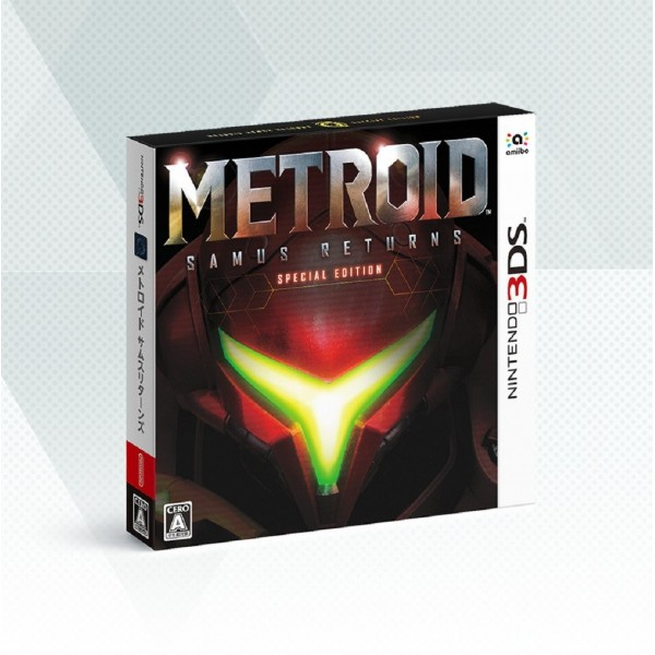 METROID: SAMUS RETURNS [SPECIAL EDITION]