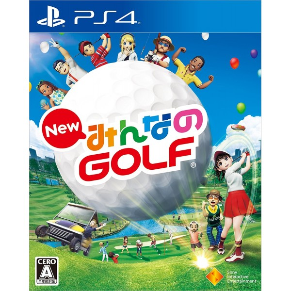 NEW MINNA NO GOLF