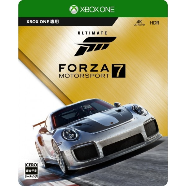 FORZA MOTORSPORT 7 [ULTIMATE EDITION]