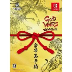 GOD WARS: NIHON SHINWA TAISEN (GOUKA TAMATEBAKO) [LIMITED EDITION]