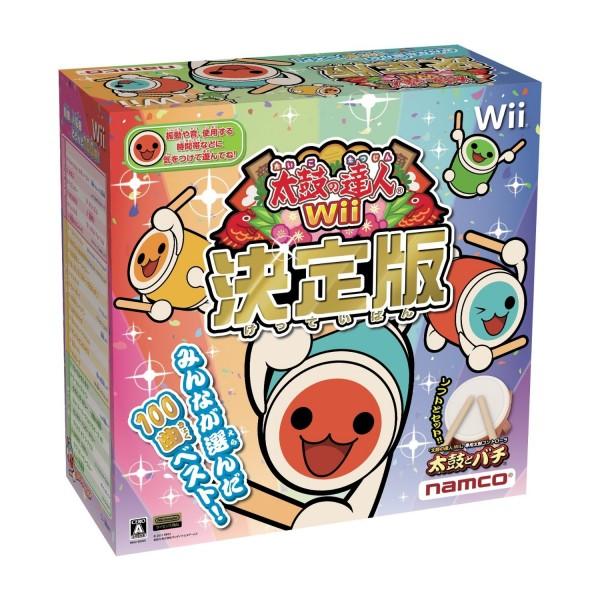 Taiko no Tatsujin Wii: Ketteiban (Bundle w/TataCon)