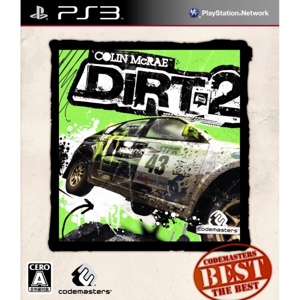 Dirt 2 (Codemasters the Best)