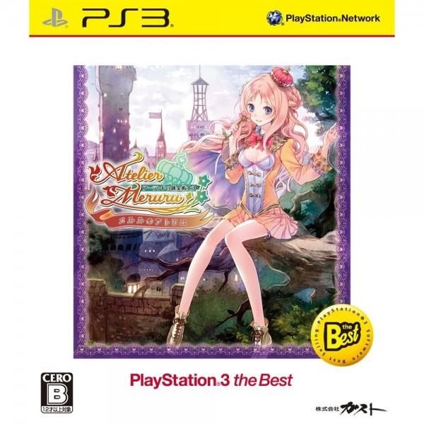 Atelier Meruru: Alchemist of Arland 3 [Playstation3 the Best Version]