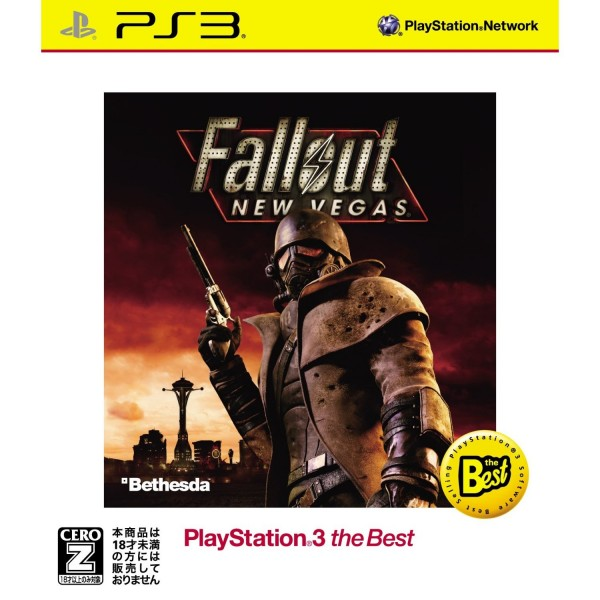 Fallout: New Vegas (PlayStation3 the Best)