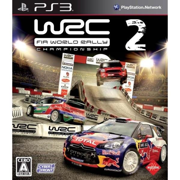 WRC 2: FIA World Rally Championship