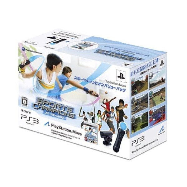 Sports Champions (Move Value Pack)