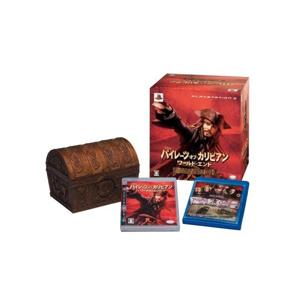 Pirates of the Caribbean: At World's End [Premium Box]