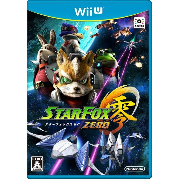 STARFOX ZERO