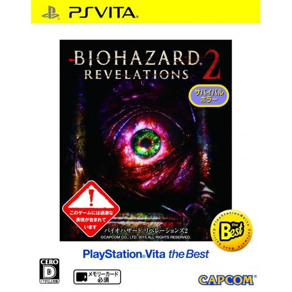 BIOHAZARD: REVELATIONS 2 (PLAYSTATION VITA THE BEST)