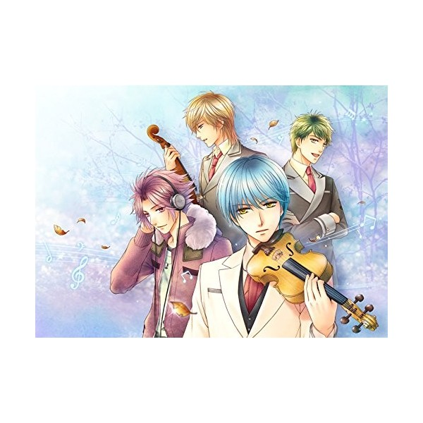 KINIRO NO CORDA 2 FF [TREASURE BOX]