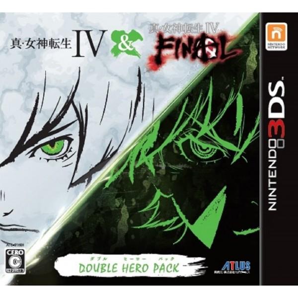 SHIN MEGAMI TENSEI IV & SHIN MEGAMI TENSEI IV: FINAL - DOUBLE HERO PACK