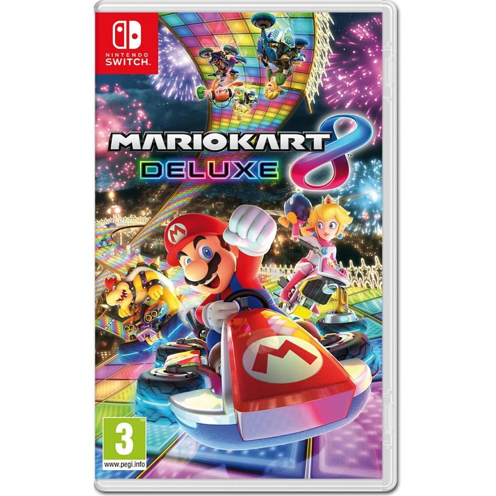 Mario Kart 8 Deluxe (PAL)