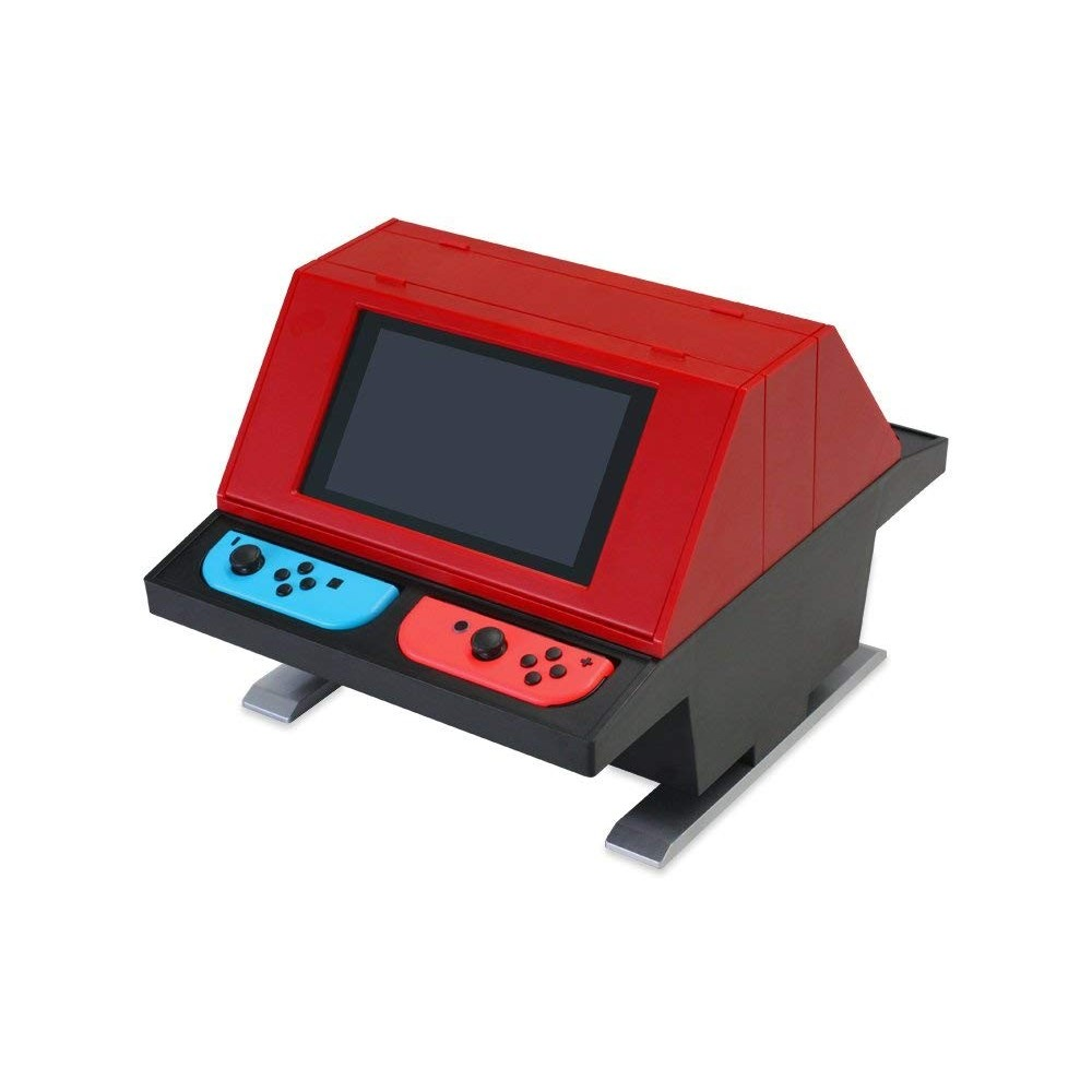 FACE-TO-FACE ARCADE STAND FOR NINTENDO SWITCH (RED)