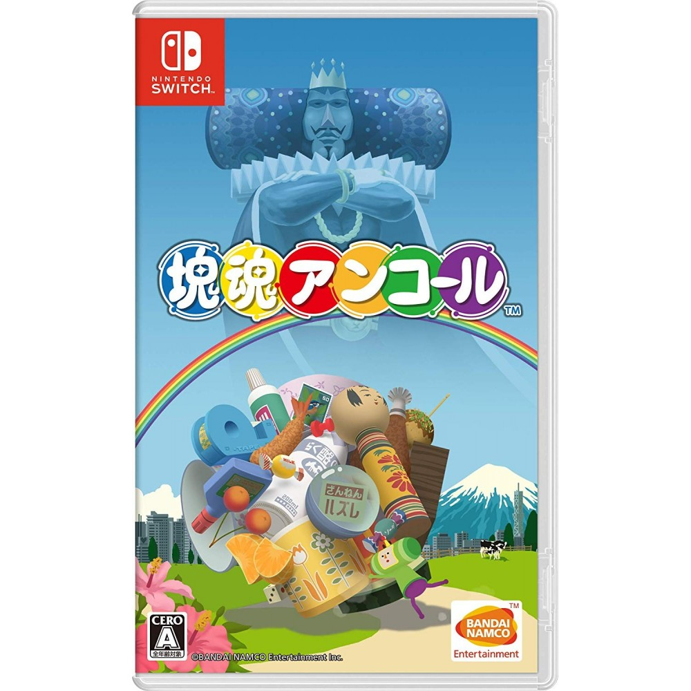KATAMARI DAMACY ENCORE
