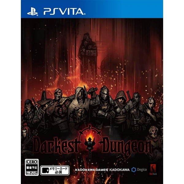 DARKEST DUNGEON (pre-owned)