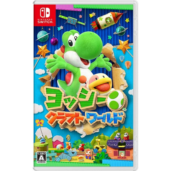 YOSHI'S CRAFTED WORLD (MULTI-LANGUAGE)