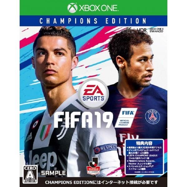 FIFA 19 [CHAMPIONS EDITION]