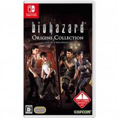 BIOHAZARD: ORIGINS COLLECTION