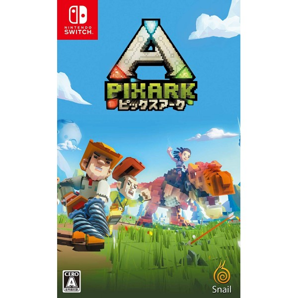 PIXARK (MULTI-LANGUAGE) (pre-owned)