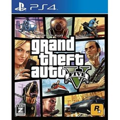 Grand Theft Auto V (pre-owned)