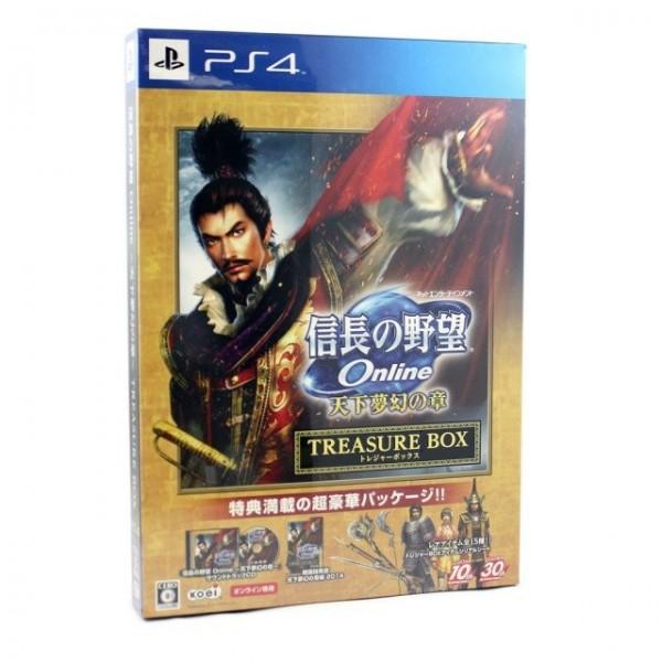 Nobunaga no Yabou Online: Tenka Mugen no Shou [Treasure Box]