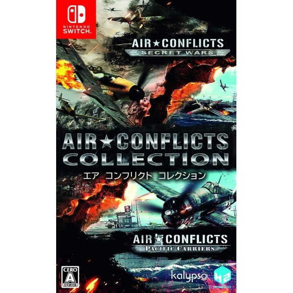 AIR CONFLICTS COLLECTION (MULTI-LANGUAGE)