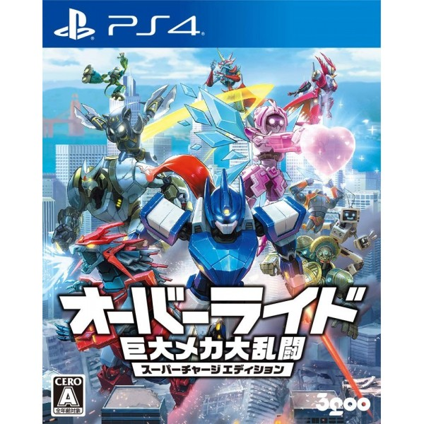 OVERRIDE: MECH CITY BRAWL [SUPER CHARGED MEGA EDITION]