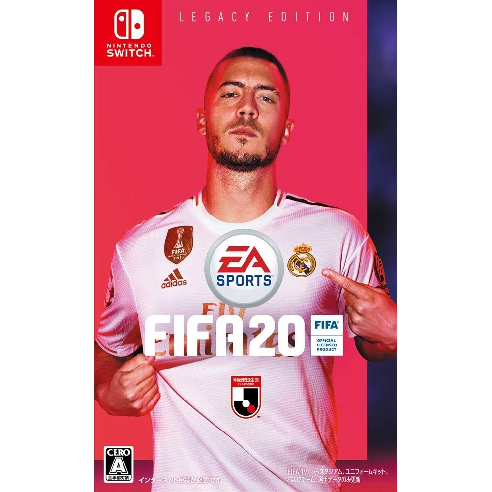 FIFA 20 [LEGACY EDITION]
