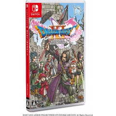 DRAGON QUEST XI S: ECHOES OF AN ELUSIVE AGE [DEFINITIVE EDITION]