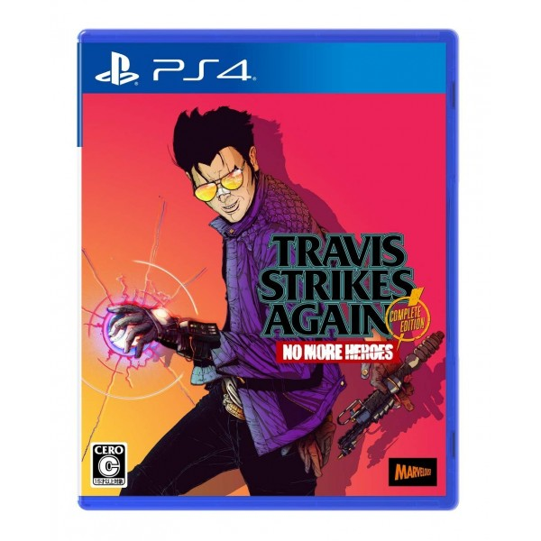 TRAVIS STRIKES AGAIN: NO MORE HEROES [COMPLETE EDITION]