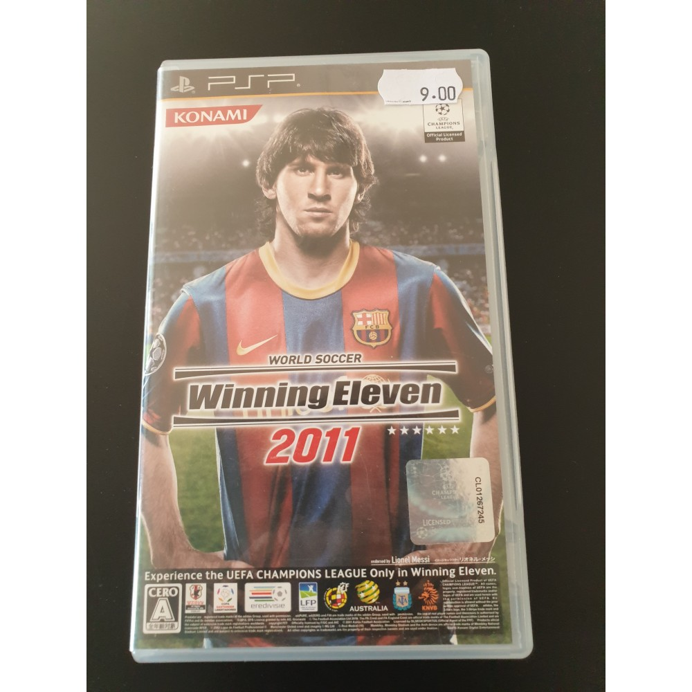 WORLD SOCCER WINNING ELEVEN 2011 (pre-owned)