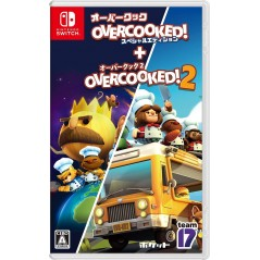 OVERCOOKED! SPECIAL EDITION + OVERCOOKED! 2