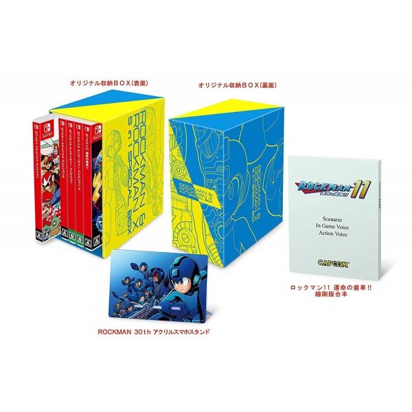 ROCKMAN & ROCKMAN X 5-IN-1 [SPECIAL BOX LIMITED EDITION]