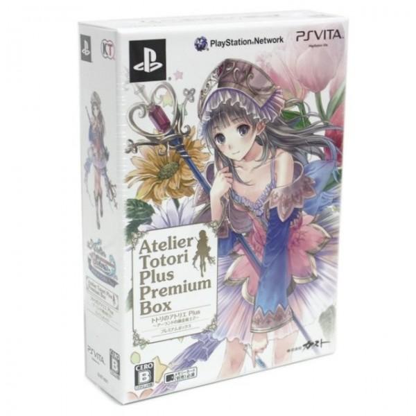 Totori no Atelier Plus: Arland no Renkinjutsushi 2 [Premium Box]