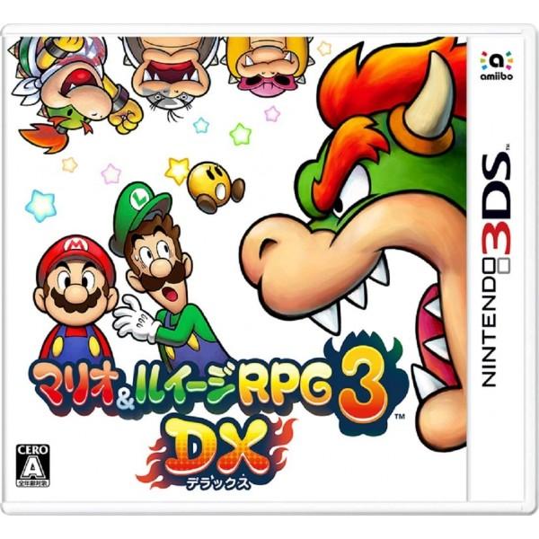 MARIO & LUIGI RPG 3 DX