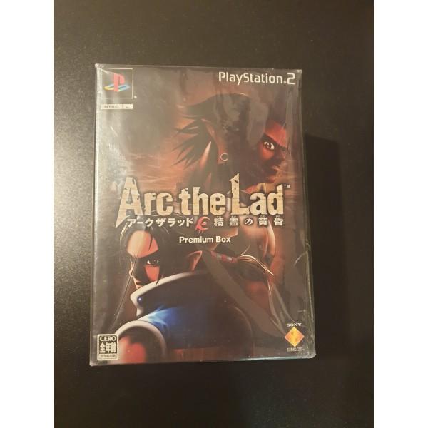 Arc the Lad: Spirit of the Dust (Premium Box)