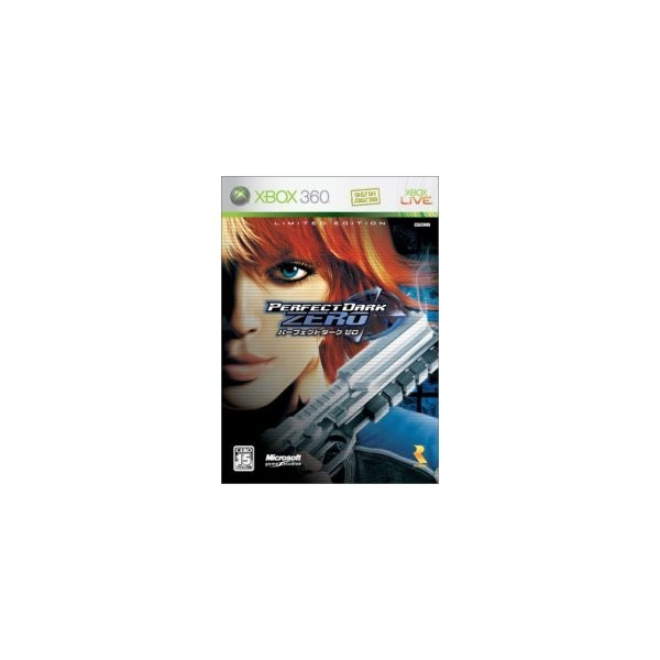 Perfect Dark Zero (First Print Limited Edition)
