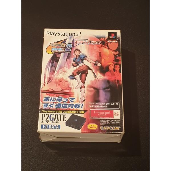 Capcom vs. SNK 2: Millionaire Fighting 2001 Modem Pack