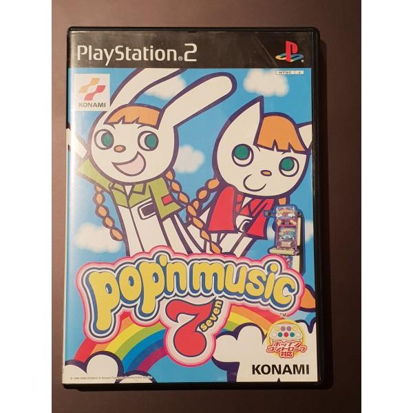 POP'N MUSIC 7 (pre-owned)