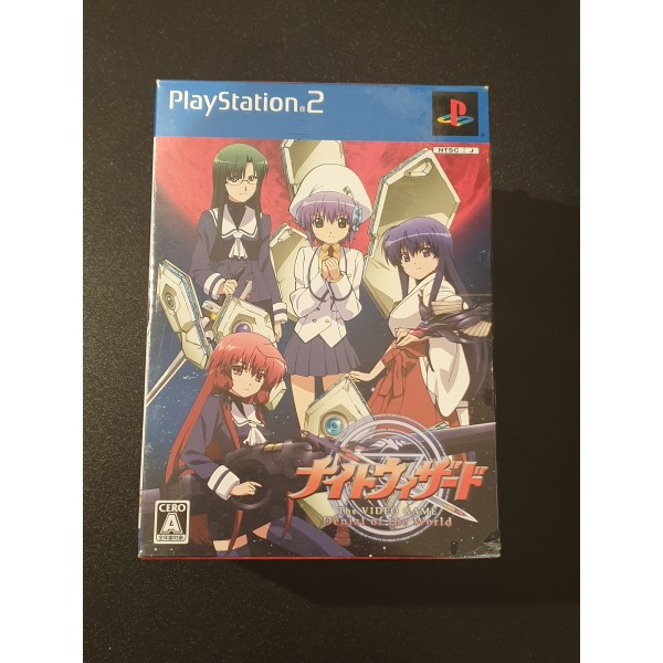 Night Wizard The Video Game: Denial of the World [Limited Edition]