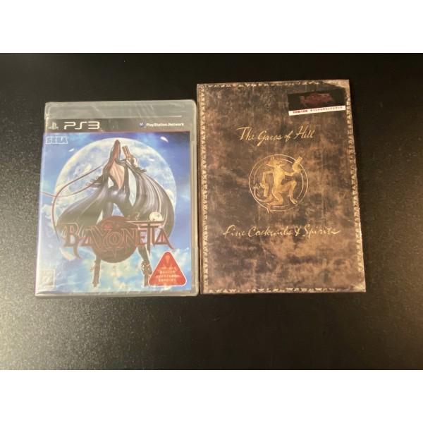 Bayonetta with bonus CD Special Soundtrack Rodin`s Selection