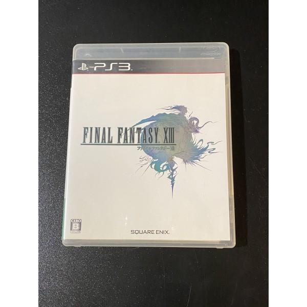 Final Fantasy Xlll 14