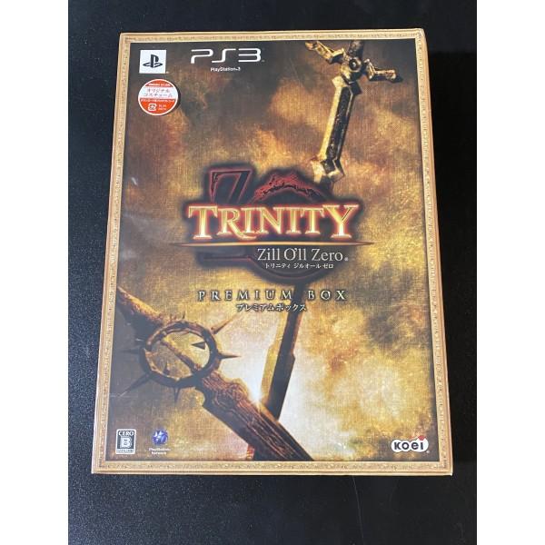 Trinity: Zill'Oll Zero [Premium Box]