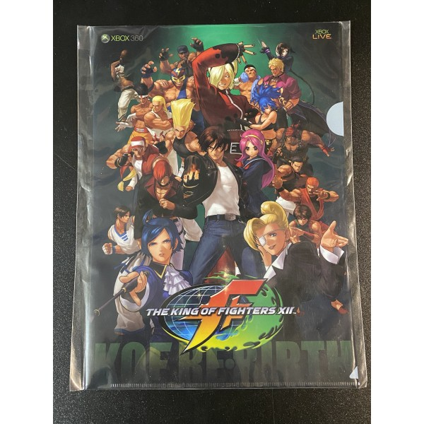 The King of Fighters XII mit bonus  XBOX 360