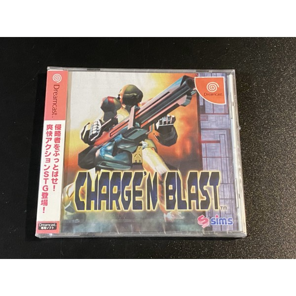 Charge`N Blast