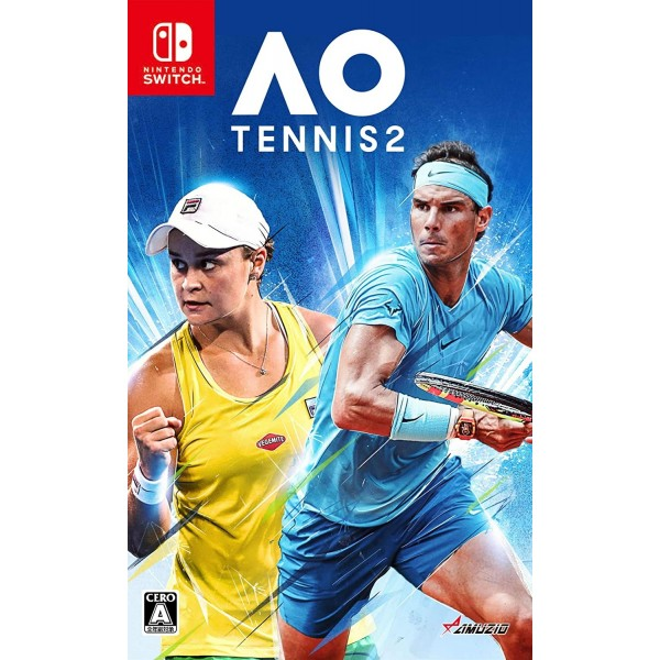 AO TENNIS 2 (MULTI-LANGUAGE)