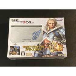 NEW NINTENDO 3DS LL [MONSTER HUNTER 4G SPECIAL PACK]