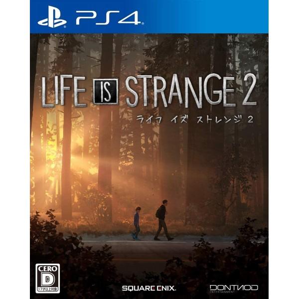 LIFE IS STRANGE 2 (MULTI-LANGUAGE)