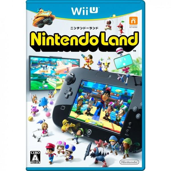 Nintendo Land (gebraucht)