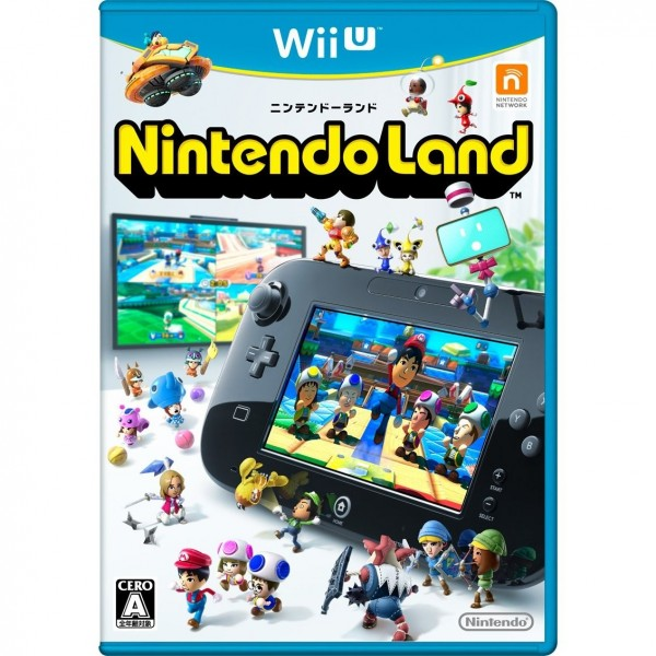 Nintendo Land (pre-owned)